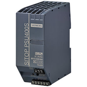 DIN rail DC/DC converter / vehicle