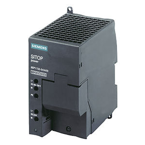 DIN rail DC/DC converter / step-down / vehicle / insulated