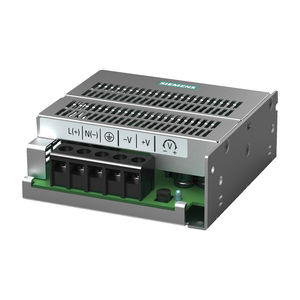 AC/DC power supply / regulated / stabilized / single-phase