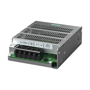 AC/DC power supply / stabilized / single-phase / CE
