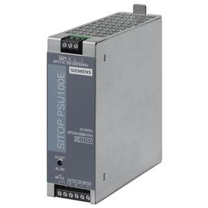 AC/DC power supply / stabilized / DIN rail / single-phase
