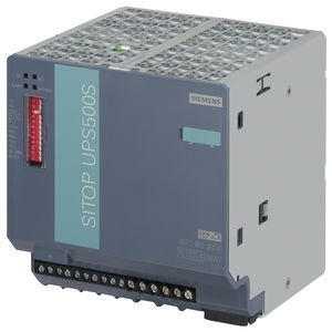 parallel UPS / DC / industrial / DIN rail