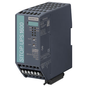 DC UPS / industrial / compact / DIN rail