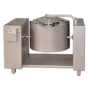 deep-fat industrial fryer / vegetable / for pre-cooked dishes / electric