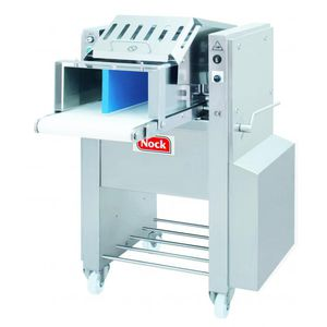 automatic poultry skinning machine / for chickens / breast / stand-alone