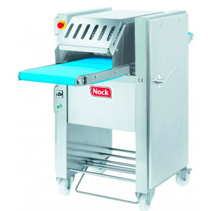 meat derinder / automatic / with conveyor