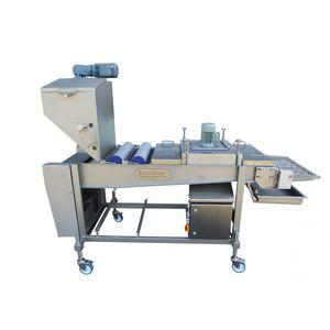 fish batter breading machine