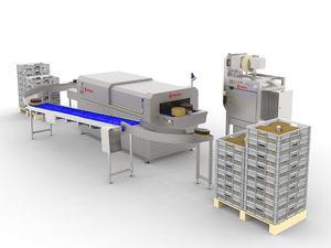 cheese coating line