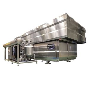 high-pressure food processing system