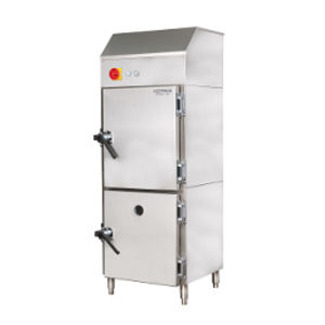 smoke generator for the food industry
