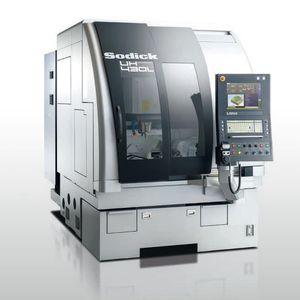 3-axis CNC machining center