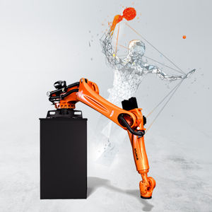 articulated robot / 6-axis / short cycle time / high-precision