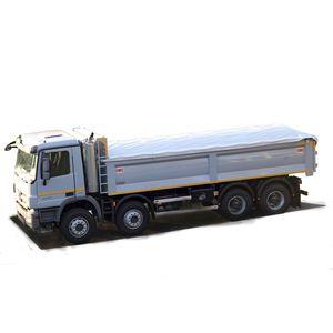 steel truck tipper