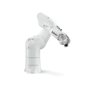 articulated robot / 6-axis / for the electronics industry / for the pharmaceutical industry