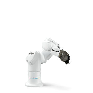 articulated robot / 6-axis / for the pharmaceutical industry / laboratory