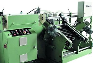 bar straightening and cutting machine / automatic