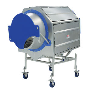 Rotary drum mixer, Rotary drum blender - All industrial