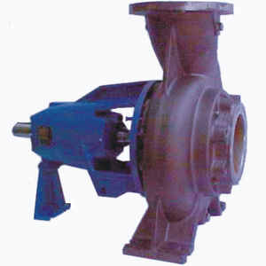 water pump / for chemicals / slurry / electric