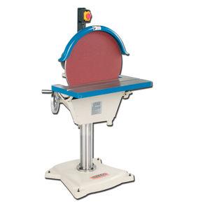 disc sander / electric / low-vibration