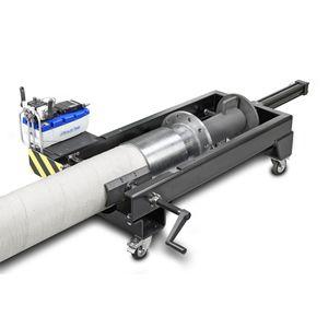 hose fitting pre-assembling machine