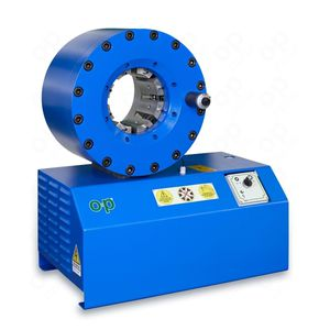 hose crimping machine / automatic / hydraulic