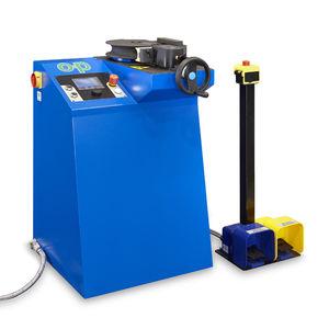 hydraulic bending machine / steel tube / NC