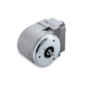 synchro-flange rotary encoder