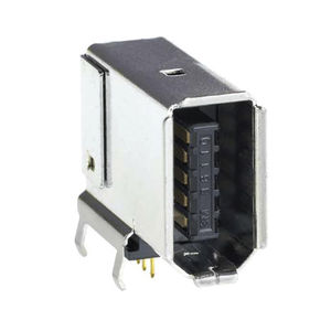 data connector / electrical power supply / DIN / board-to-wire