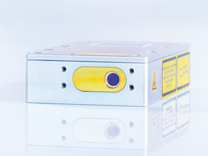 continuous wave laser / solid-state / green / compact