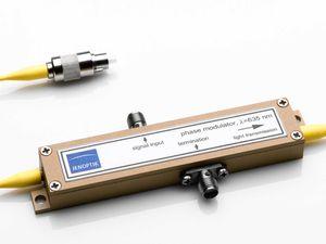 integrated optical modulator