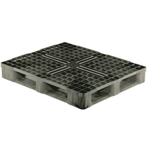 HDPE pallet / recycled plastic / PP / Euro