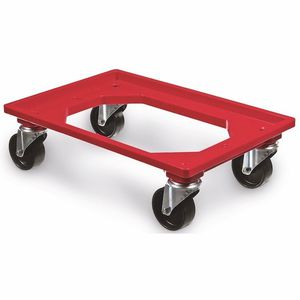 container dolly / plastic