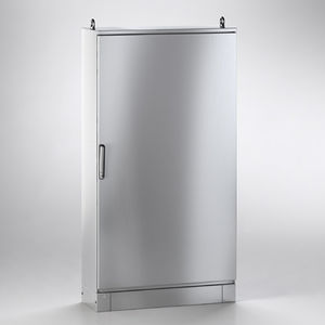 storage cabinet / with legs / double door / single-door