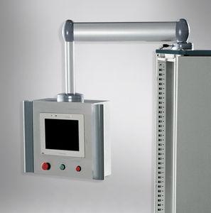 medium load support arm system