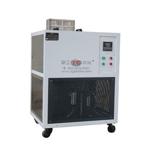 materials testing machine test chamber / low-temperature