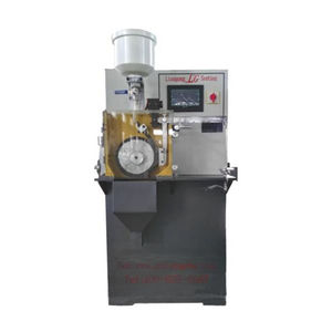abrasion testing machine / wear / for rubber
