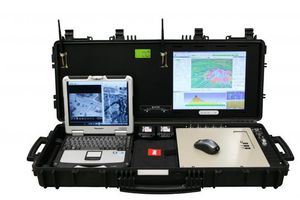 UAV ground station / Ethernet / RS232 / USB