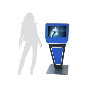 terminal with touch screen