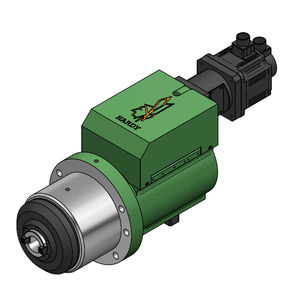 tapping motor spindle