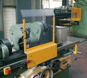 grinding machine machine guard