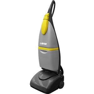 manual scrubber-dryer / electric / compact