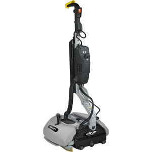 manual scrubber-dryer / electric / battery-powered
