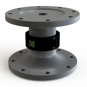 reaction torque transducer / static / flange-to-flange / high-accuracy