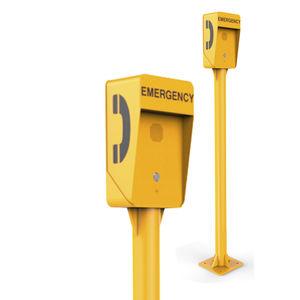 analog call station / IP65 / taxi station / roadside