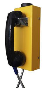 GSM telephone / IP65 / IP54 / stainless steel