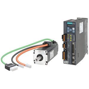 three-phase servo-drive / single-phase / asynchronous / Modbus