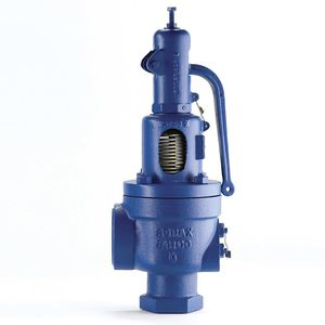 hot water safety valve