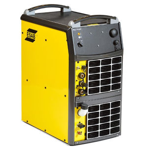 TIG welding power supply / MIG-MAG / MMA / portable