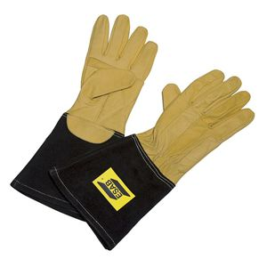 welding gloves / mechanical protection / thermal protection / abrasion-resistant