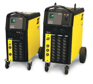 MIG-MAG welding power supply